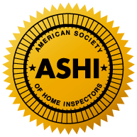 The only ASHI Home Inspector in the Yakima Valley