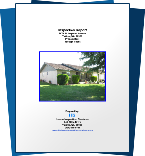 Yakima Valley Sample Home Inspection